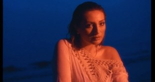 Emiliana Cantone in un frame del video di Mai Love