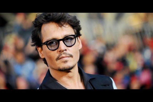 Johnny Depp. Foto dal Web