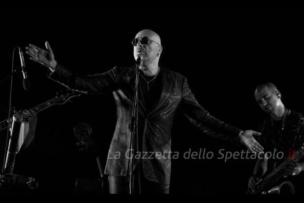 Mario Biondi live. Foto di Alessia Giallonardo