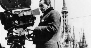 Luchino Visconti. Foto da Ufficio Stampa