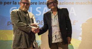 Mario Violini e Gigi Savoia al Napoli Film Festival 2021