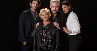 Marco Bocci, Cinzia Th Torrini, Fortunato Cerlino e Bianca Guaccero