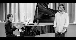 Tenore Tommaso Alfaroli live