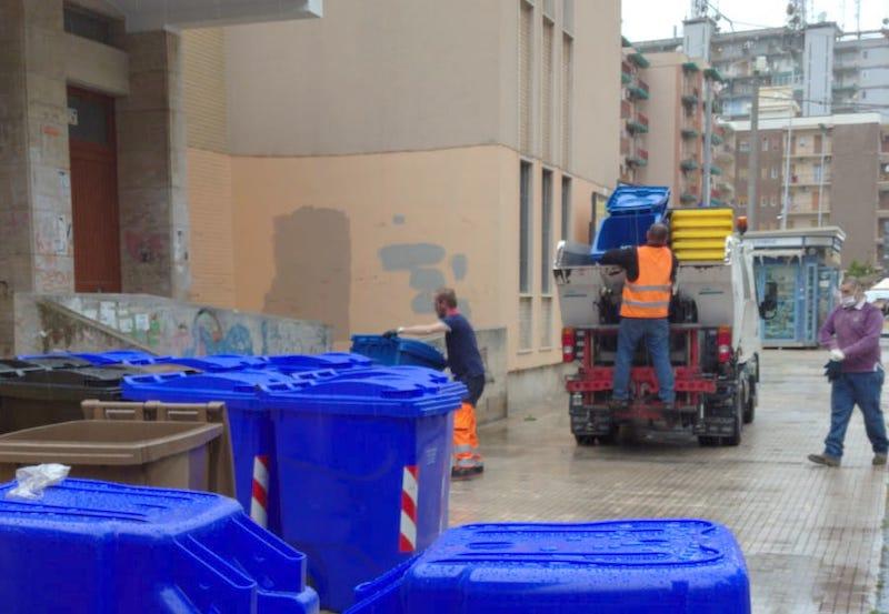Siracusa, raccolta rifiuti porta a porta, ecco il calendario rimozione  cassonetti a Grottasanta - La Gazzetta Siracusana