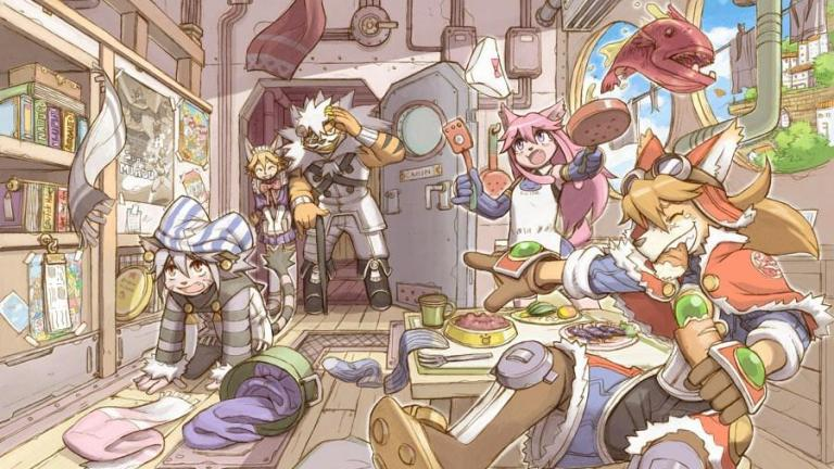Solatorobo Nintendo DS