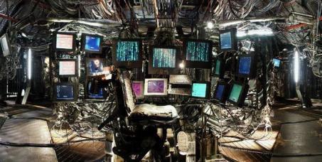 The Matrix Room La Geek En Rose Interview Marcus