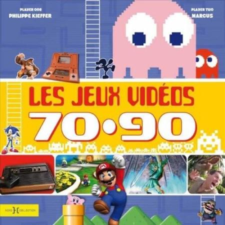 Les Jeux Videos 70 90 La Geek En Rose Interview Marcus
