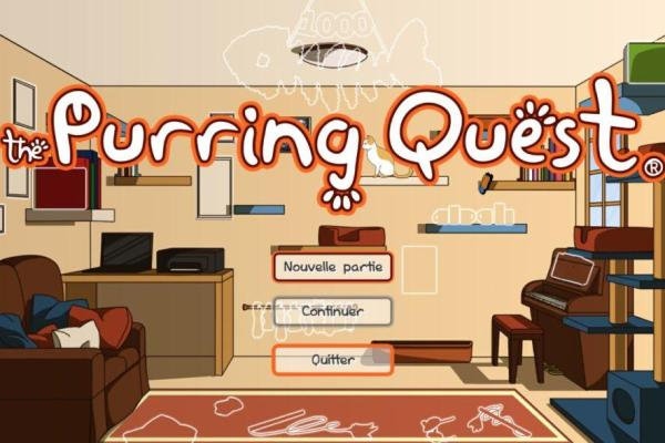 The Purring Quest – Aventure chacrément prenante