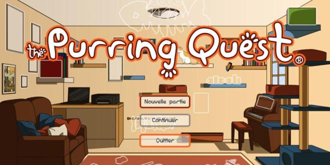 Purring Quest Steam Test La Geek En Rose