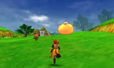 Dragon Quest VIII monstre monster