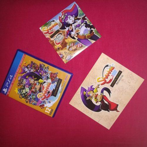 Shantae Half Genie Hero Ultimate Edition One Day PS4