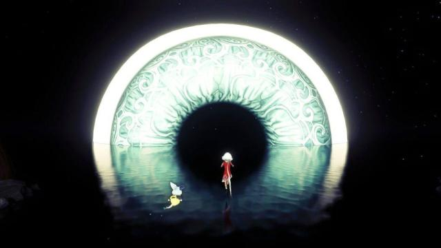 Illusion A Tale Of The Mind Firma Studio Koch Media l'oeil the eye