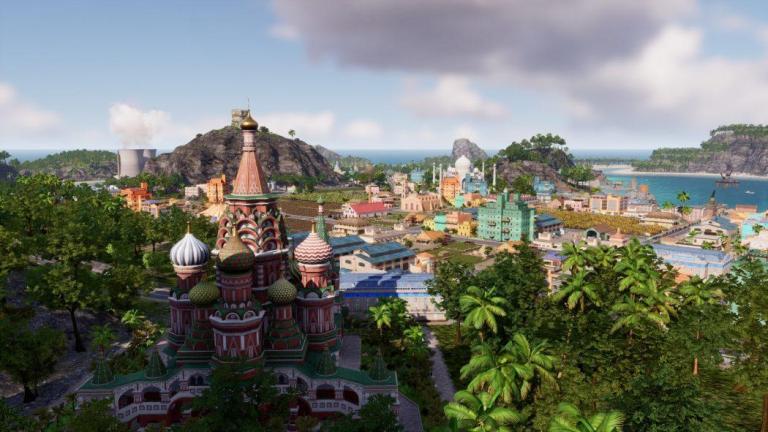 Tropico 6 jeu de stratégie simulation de dictature Kalypso Media Limbic Entertainment