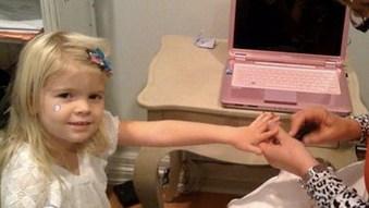 manicura consciente peluqueria infantil geganteta