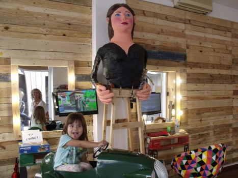 peluqueria infantil la geganteta 1