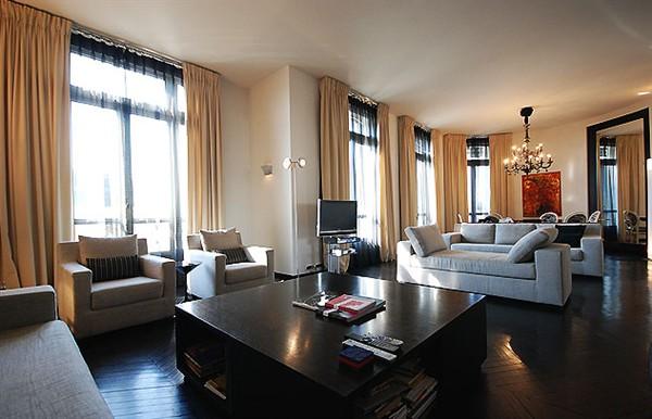 Appartement de luxe  louer en courte dure dans le 16me