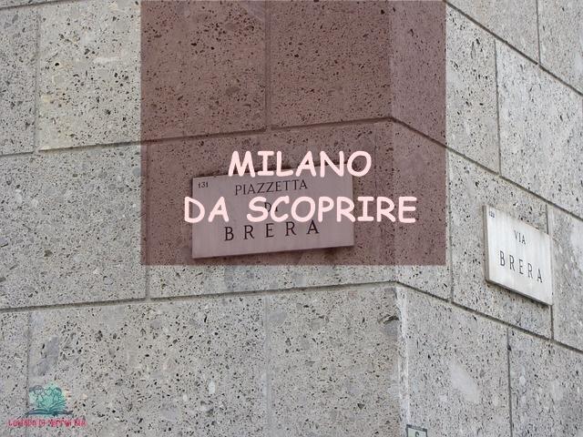 quartiere Brera Milano descritto da L'Agenda di mamma Bea