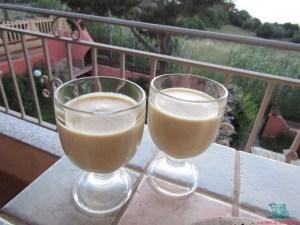 estratti di benessere al mango e miele preparati da L'Agenda di mamma Bea