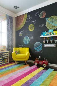 7 stanze multicolore con mix di colori pensate da L'Agenda di mamma Bea