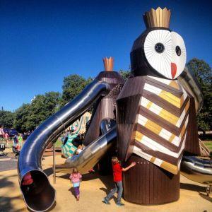 Monstrum è uno de i migliori parchi divertimento per bambini secondo L'Agenda di mamma Bea