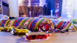 Come preparare la casa per una festa con le decorazioni secondo L'Agenda di mamma Bea