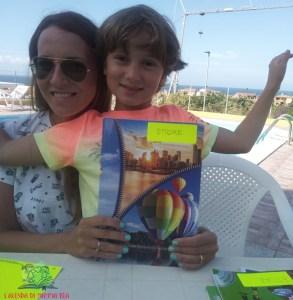 cose da fare insieme ai bambini su libri e quaderni secondo L'Agenda di mamma Bea