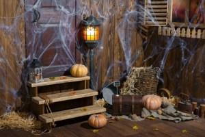 ragnatele di Halloween su L'Agenda di mamma Bea