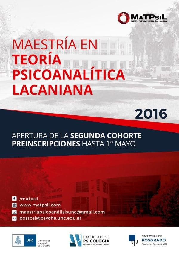 Universidad Nacional de Córdoba - Facultad de Psicología