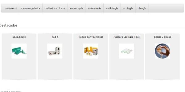 Sitio web de Grupo C3