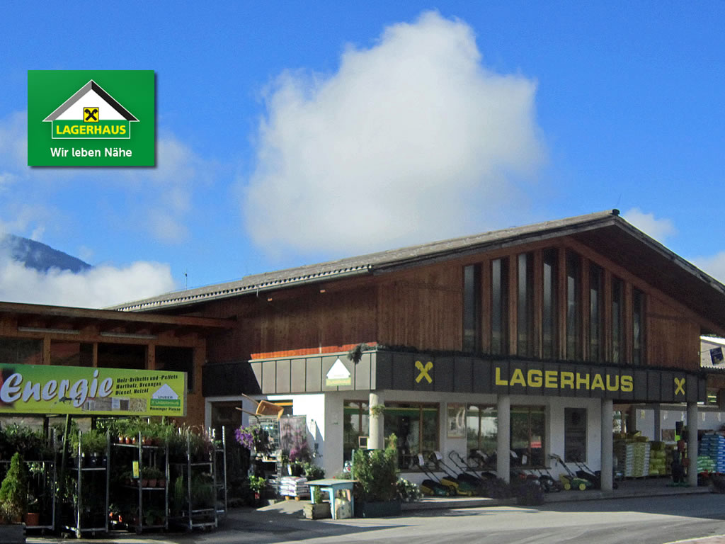 Das Lagerhaus Mieminger Plateau ist im Web – Unsere Adresse ist lagerhaus-mieming.at