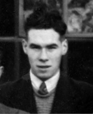 Henry Hall uit Sileby, 28 jaar. Hij was getrouwd met Ethel Needham Hall