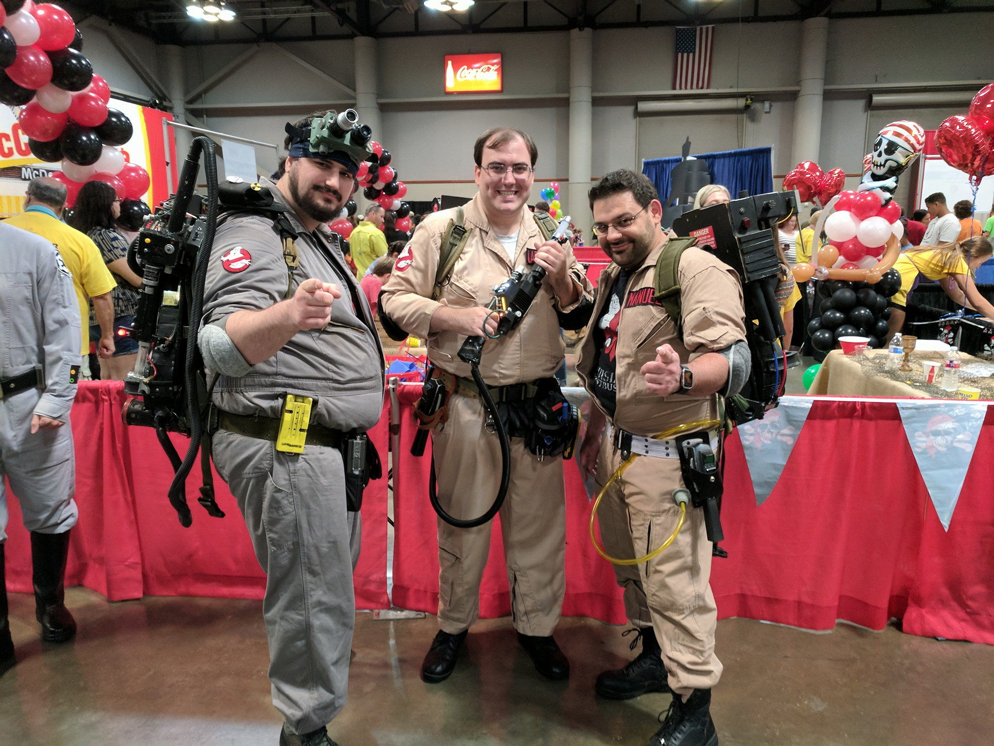 Fall/Holiday Round-up! | | Louisiana Ghostbusters