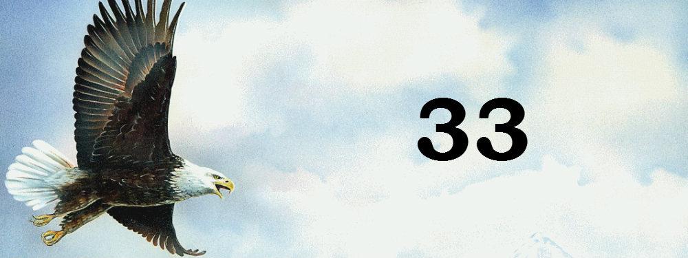 Il significato del numero 33
