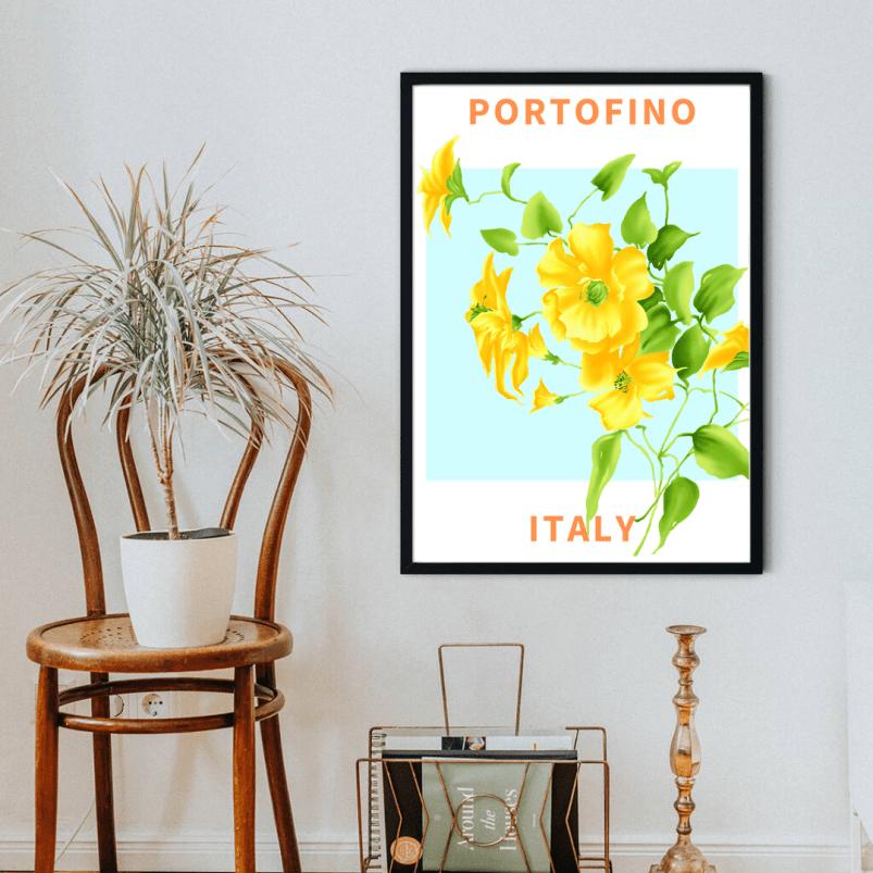 Portofino - Italian Wonders Poster