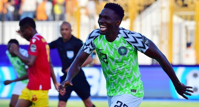 Nigeria Defeat Guinea To Reach AFCON Last 16