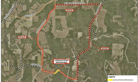 Robertsdale project to close Linholm Road Jan. 5-9