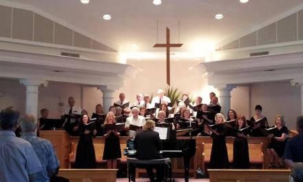 Open audition season for local chorale