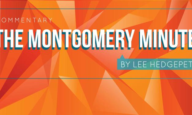 A New Year's resolution for Montgomery