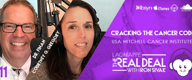 Real Deal Podcast Episode 11: Cracking the cancer code