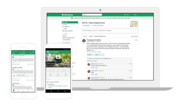 MPD: 'Forward to Police' added to Nextdoor app