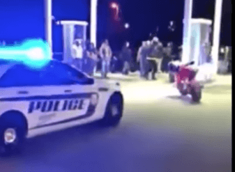 Proposal video involving MPD officers goes viral