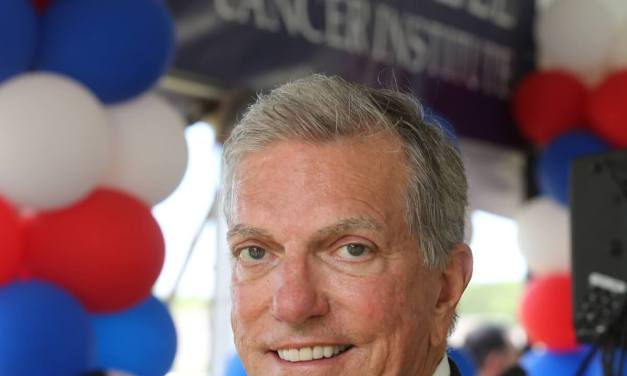 Fairhope Mitchell Cancer Institute clinic named for Vince Kilborn