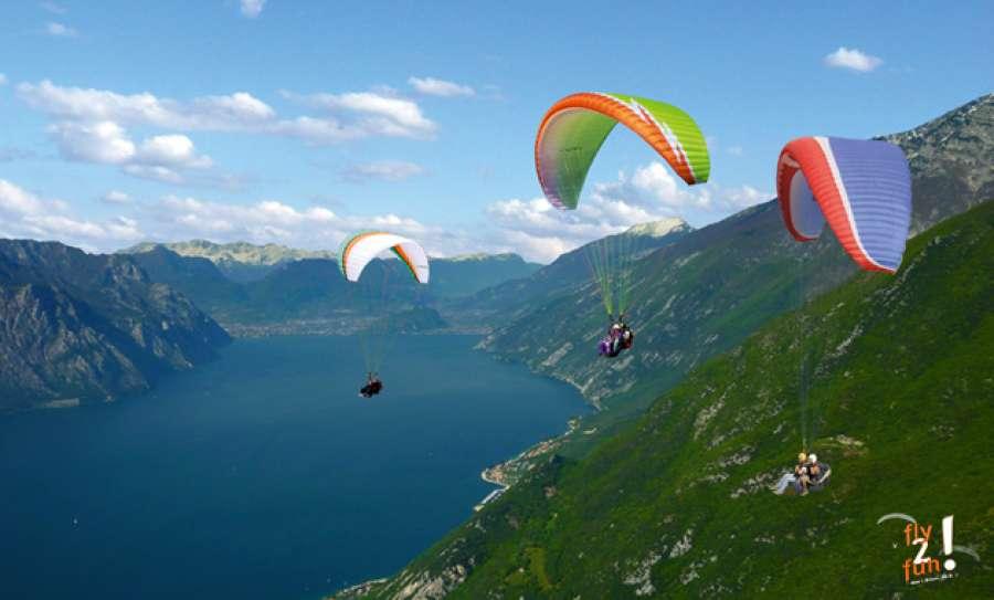 Sport e tempo libero al Lago di Garda