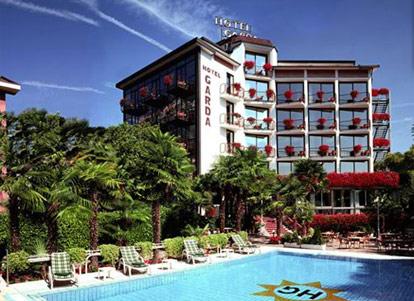 Hotel Garda  Riva del Garda  Gardasee