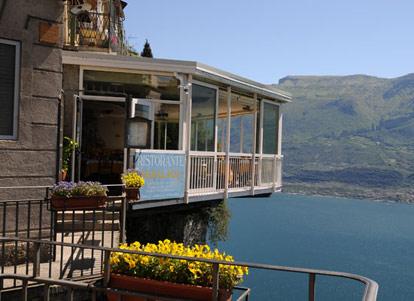 Hotel Ristorante Miralago  Tremosine  Lago di Garda