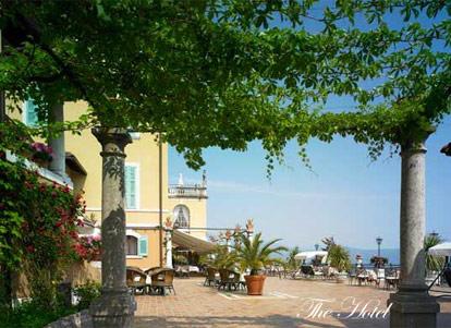 Hotel Villa del Sogno  Gardone  Lago di Garda