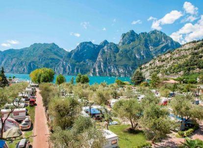 Campeggi a Riva del Garda Lago di Garda