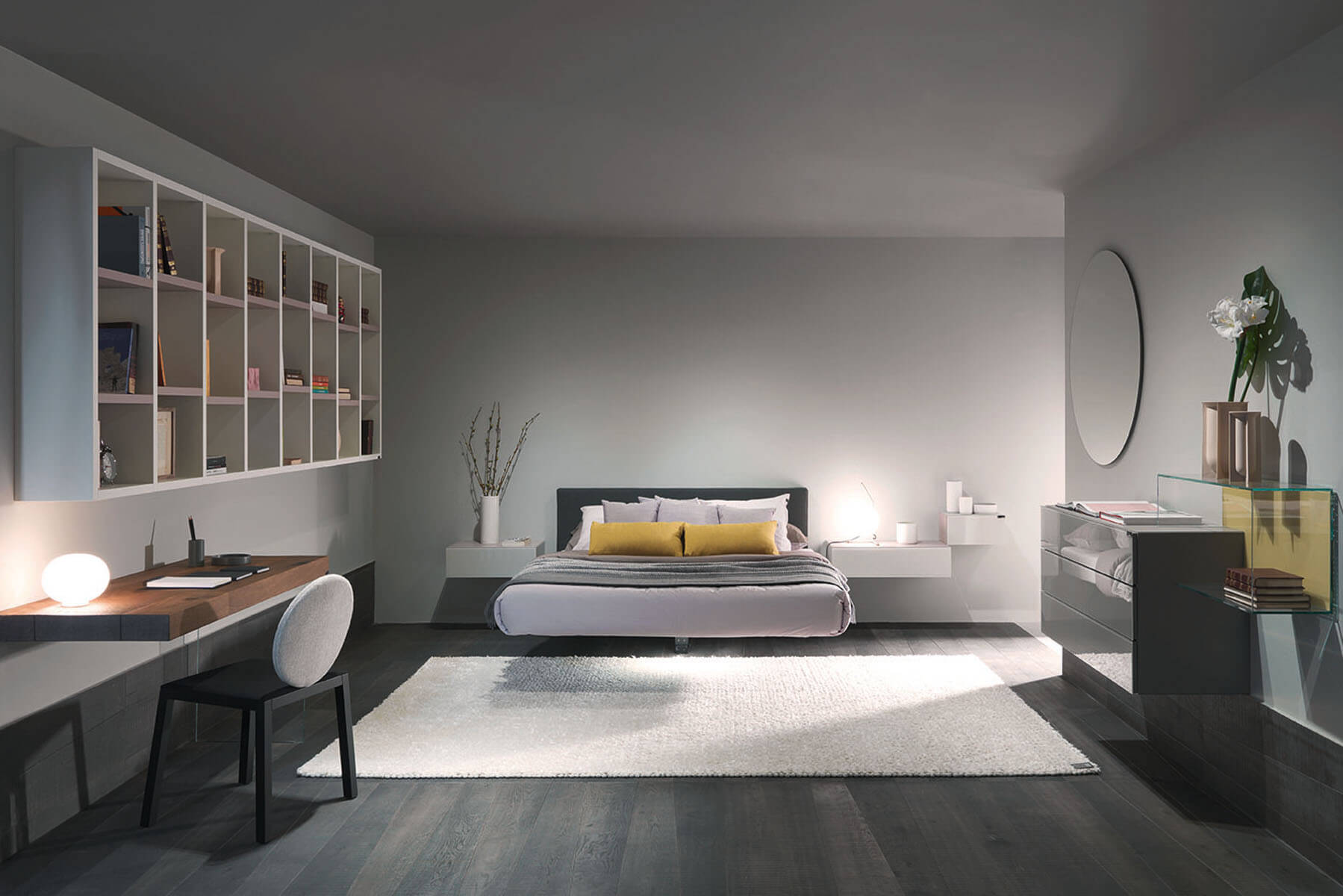 Designdriven bedroom furniture  LAGO Design
