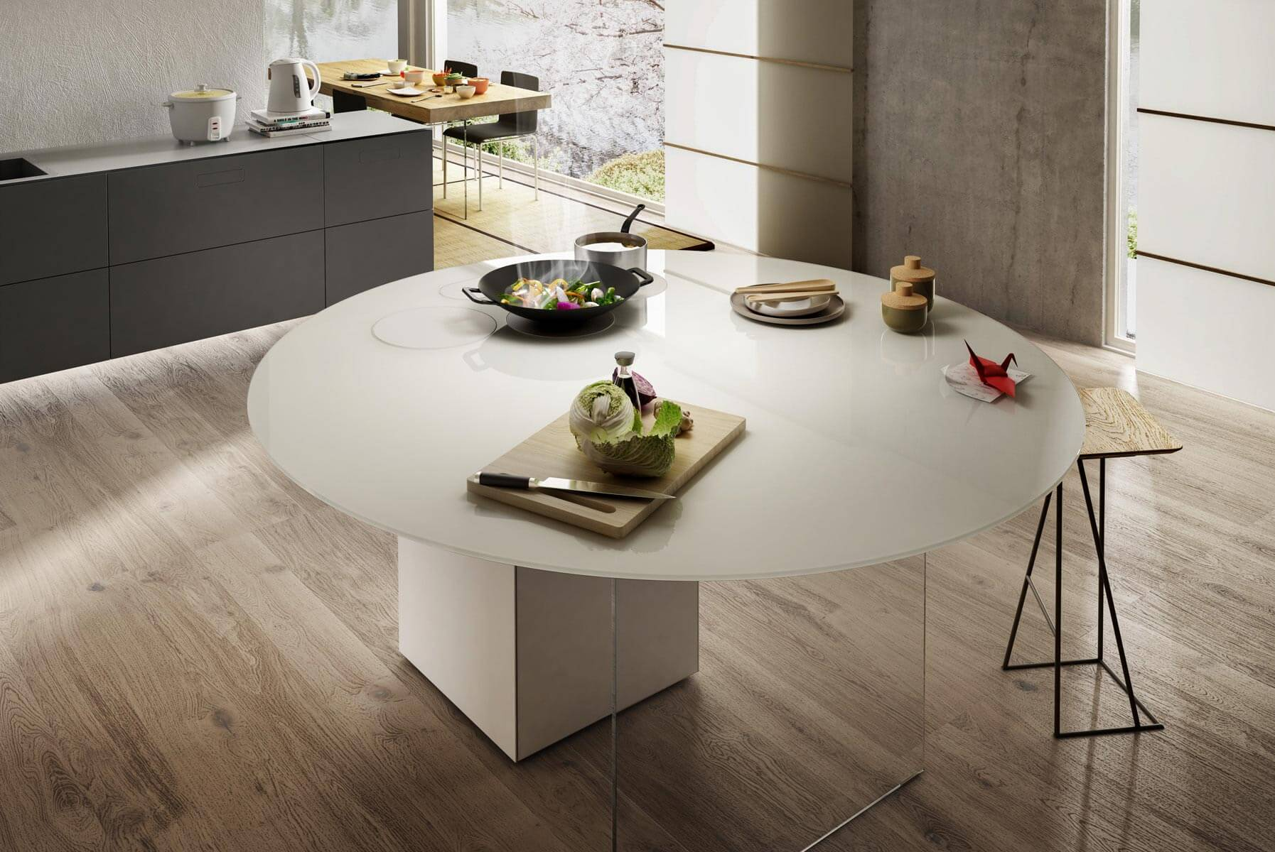 Air Kitchen a circular kitchen that celebrates conviviality  LAGO Design