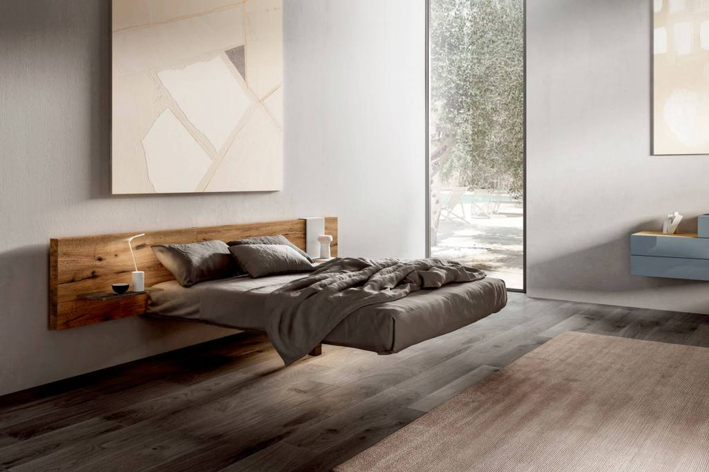Flutta Bed A Suspended Bed For Carefree Dreams Lago Desig